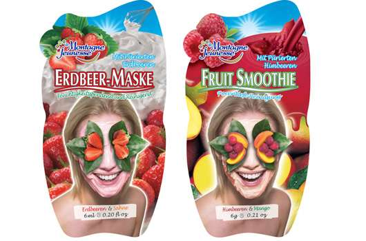 Fruchtige Masken von Montagne Jeunesse