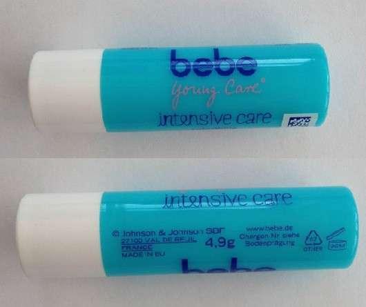 bebe Young Care lippenpflege intensive care