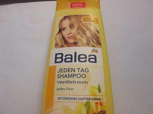 Balea Jeden Tag Shampoo Vanilletraum (LE)