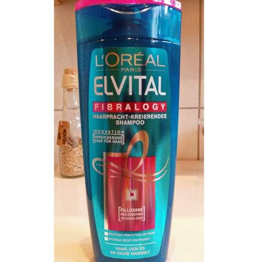 L'Oréal Paris Elvital Fibralogy Haarpracht-Kreierendes Shampoo