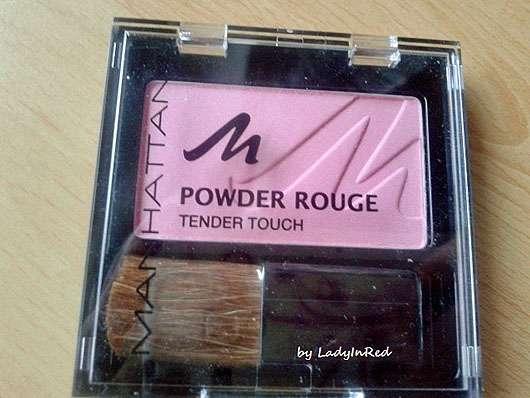 Manhattan Powder Rouge Tender Touch, Farbe: 35S Bubble Gum