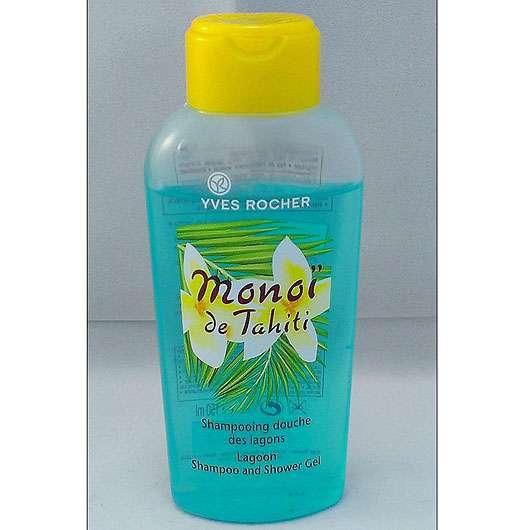 Yves Rocher Monoi de Tahiti Dusch-Shampoo Lagune