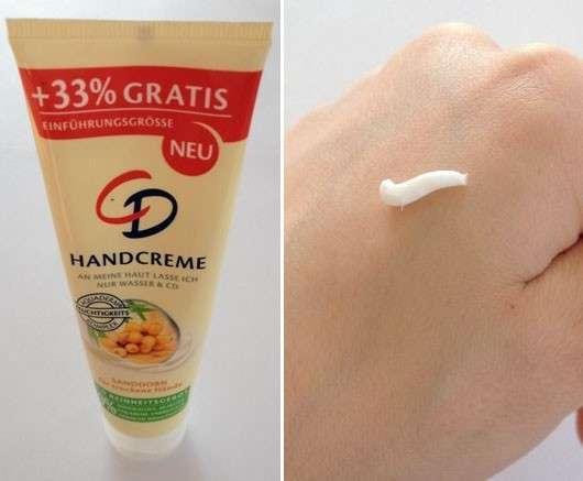 CD Handcreme Sanddorn1