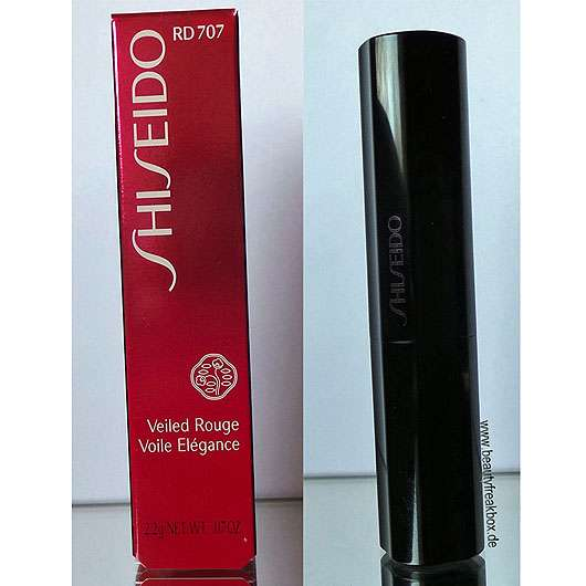 Shiseido Veiled Rouge, Farbe: RD707 Mischief