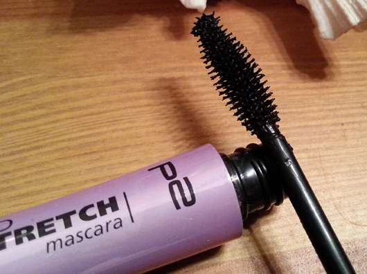 p2 sophisticated volume + stretch mascara, Farbe: 010 black drama!