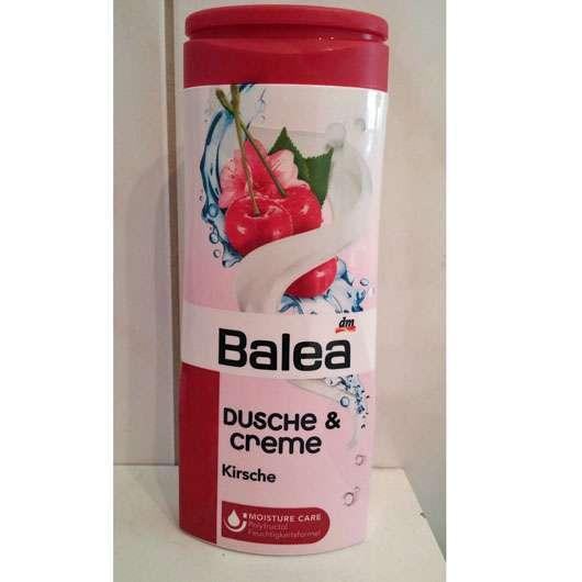 Balea Dusche & Creme Kirsche
