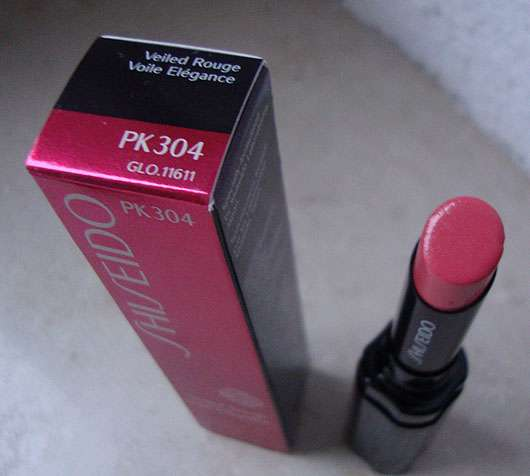 <strong>Shiseido</strong> Veiled Rouge - Farbe: PK304 Skyglow