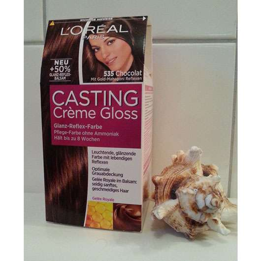 L'Oréal Paris Casting Crème Gloss, Farbe: 535 Chocolat