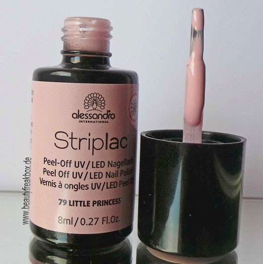 Test - Nagellack - alessandro International Striplac Peel