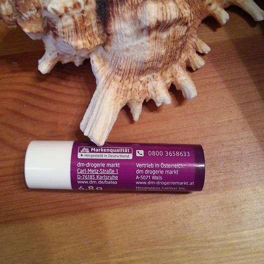 Balea Lippenpflege Intensiv mit Sheabutter & Arganöl