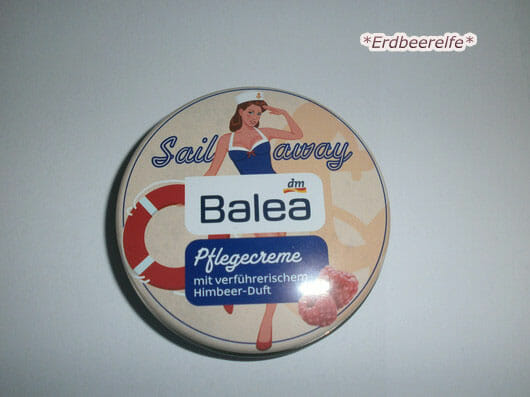 Balea Pflegecreme Sail away