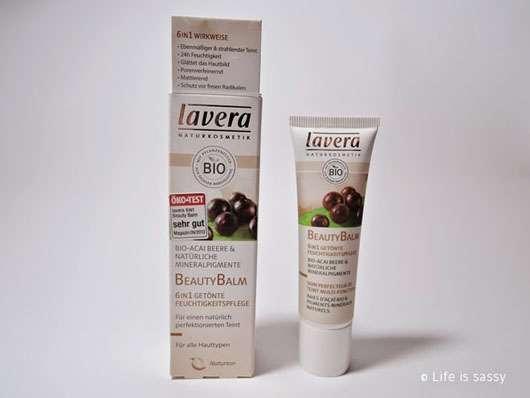 <strong>lavera Naturkosmetik</strong> Beauty Balm 6in1 Getönte Feuchtigkeitspflege