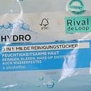 Rival de Loop Hydro 3in1 Milde Reinigungstücher