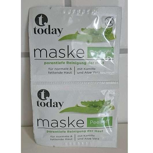 today Maske Peel-off