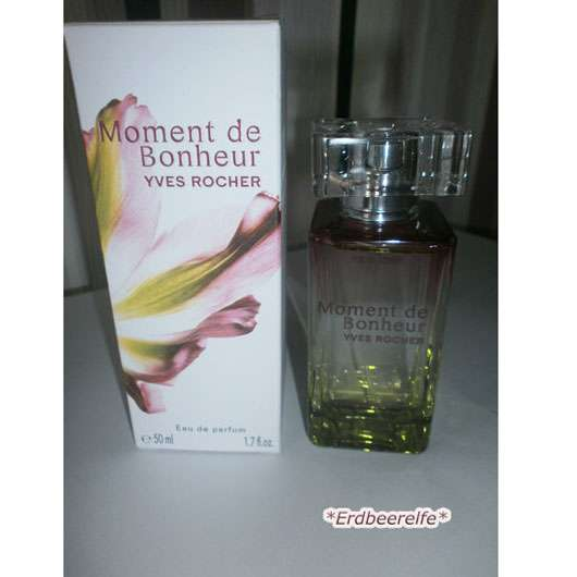 Yves Rocher Moment de Bonheur Eau de Parfum
