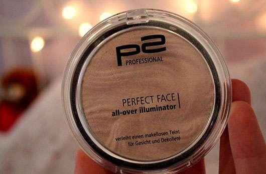 p2 perfect face all-over illuminator