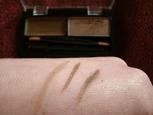 MANHATTAN Brow'Tastic Eyebrow Kit, Farbe: 001 Blondy Brow