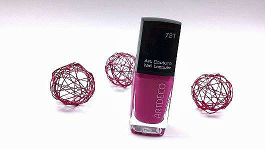 ARTDECO Art Couture Nail Lacquer, Farbe: 721 couture pink orchid