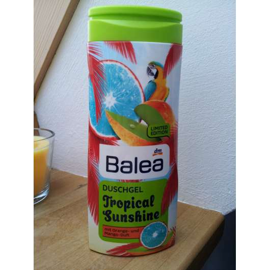 Balea Duschgel Tropical Sunshine (LE)