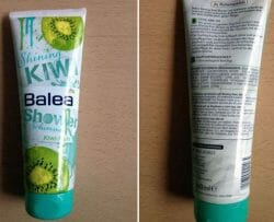 Produktbild zu Balea Shining Kiwi Shower-Gel (LE)