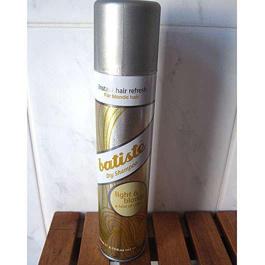 "Batiste Hint of Colour Dry Shampoo ""light & blonde"""