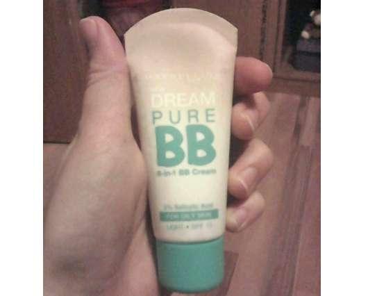 Maybelline Dream Pure 8-in-1 BB Cream, Farbe: Hell