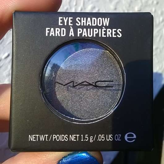 M·A·C Eye Shadow, Farbe: Copperplate (Matte²)