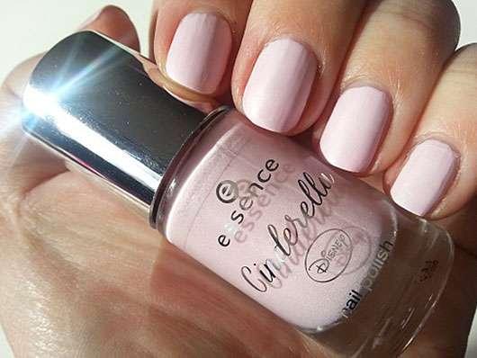 essence cinderella nail polish, Farbe: 01 sing, sweet nightingale (LE)