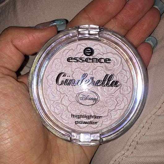 essence cinderella highlighter powder, Farbe: 01 the glass slipper (LE)