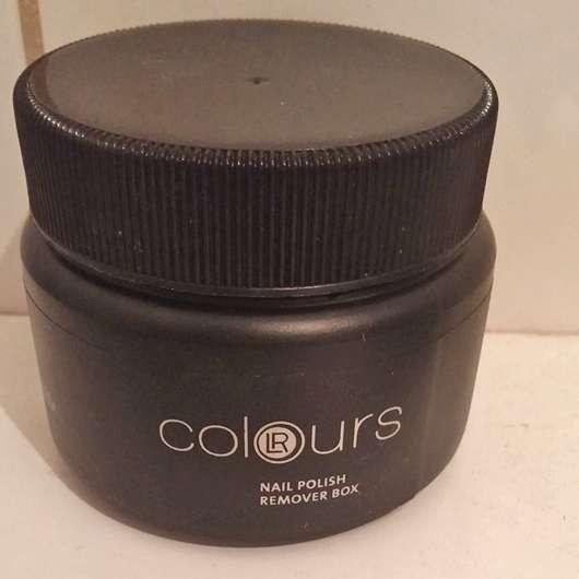 LR Colours Nail Polish Remover-Box