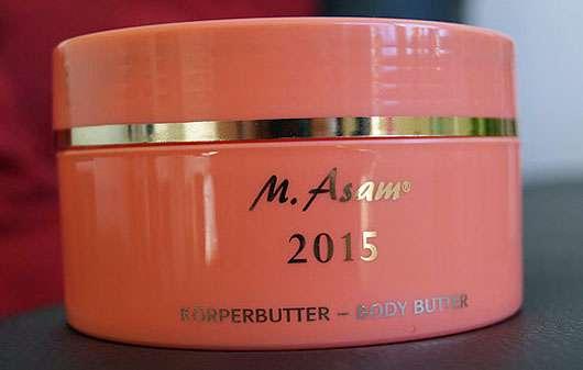 M.Asam 2015 Körperbutter (LE)