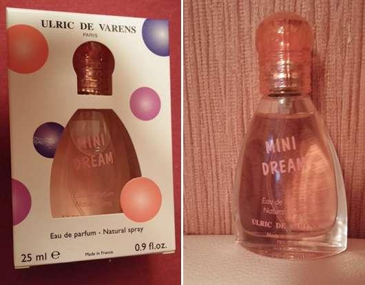 Ulric de Varens Mini Dream Eau de Parfum – Natural Spray