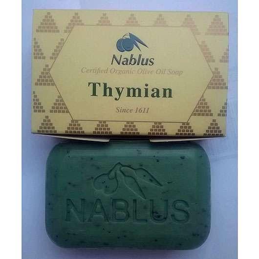 Nablus Soap Seife Thymian