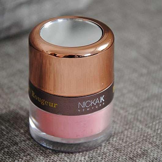 Nicka K Colorluxe Powder Blush, Farbe: Romantic