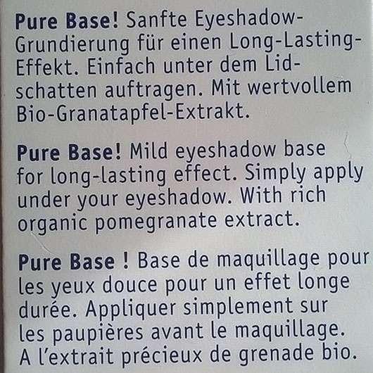 SANTE Eyeshadow Base
