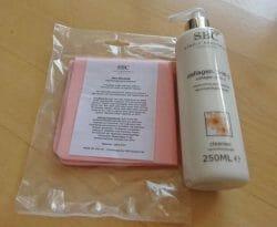 Produktbild zu SBC Collagen 3-in-1 Cleanser