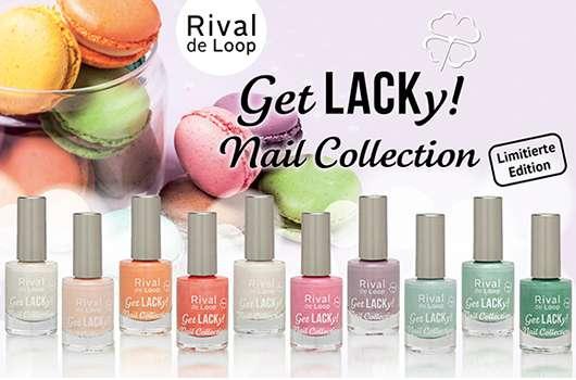 """Rival de Loop Limited Edition """"Get Lacky!"""""""