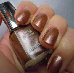 Produktbild zu abalico Nail Polish – Farbe: 316 Pearl Mocca