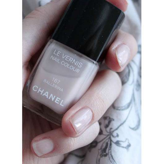 <strong>Chanel</strong> Le Vernis Nail Colour - Farbe: 167 Ballerina