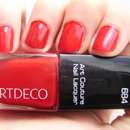 ARTDECO Art Couture Nail Lacquer, Farbe: 684 Couture Lucious Red (LE)