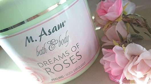 M. Asam Dreams Of Roses Peeling