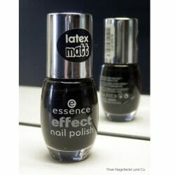 Produktbild zu essence effect nail polish – Farbe: 32 the black cat