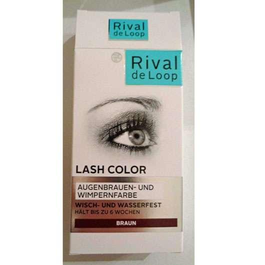 Rival de Loop Lash Color Augenbrauen- und Wimpernfarbe (Braun)