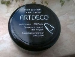 Produktbild zu ARTDECO Nail Polish Remover Pads (acetonfrei)