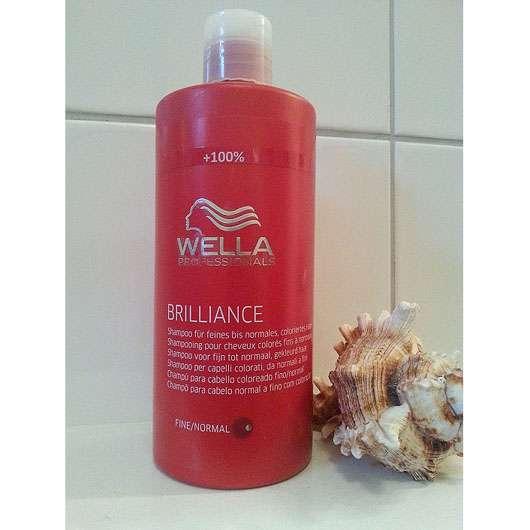 Wella Professionals Brilliance Shampoo