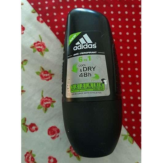 adidas 6 in 1 Cool & Dry Anti-Transpirant Deodorant Roll-On