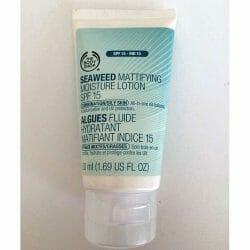 Produktbild zu The Body Shop Seaweed Mattifying Moisture Lotion SPF 15