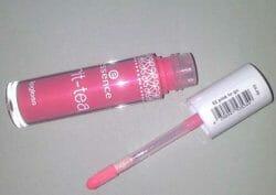Produktbild zu essence brit-tea lipgloss – Farbe: 02 pink to go (LE)