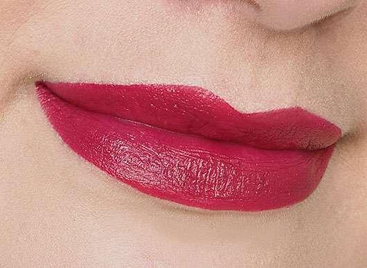 MANHATTAN Lip Lacquer Matt Effect, Farbe: 400 Burgundy Kiss