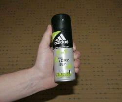 Produktbild zu adidas Anti-Perspirant 6in1 cool&dry 48h Spray